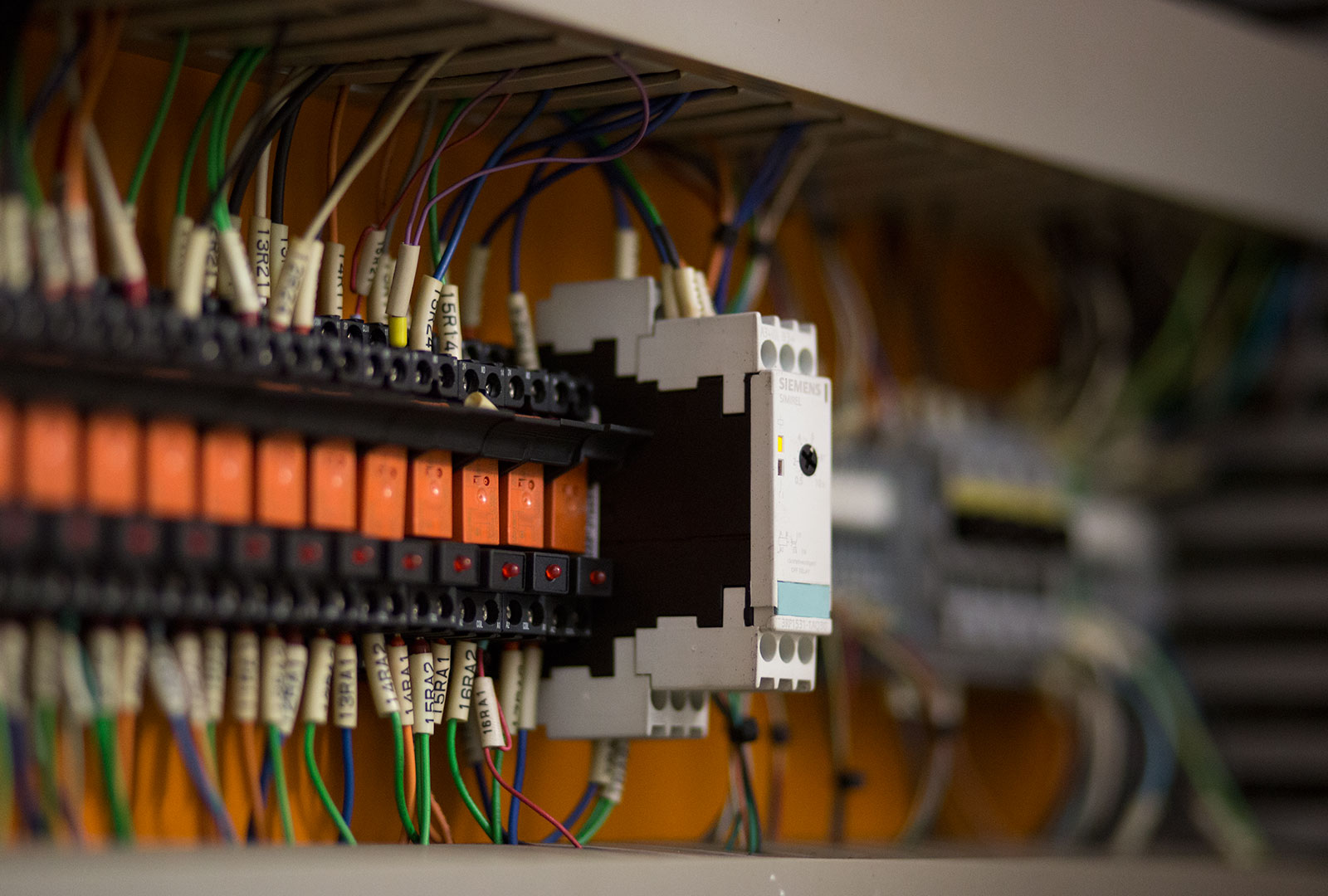 TT Elecmech Ltd - Industrial Electrical Installation